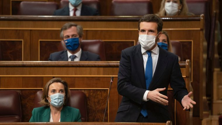Casado: 'No por mandar a Illa a Cataluña desaparecen 90.000 muertos, ni con Calviño en Bruselas se evaporan 5 millones de parados'