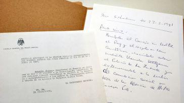 23-F: El CGPJ, con la Constitución