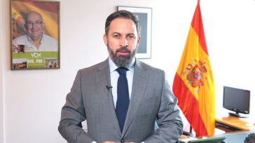 Abascal y su mensaje velado a Casado: 'Lideraremos la oposición al separatismo y la izquierda'