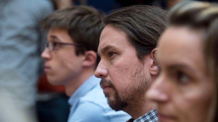 Jaque al PSOE en Madrid: Iglesias sale del Gobierno y podría unirse a Errejón para plantar cara a Gabilondo