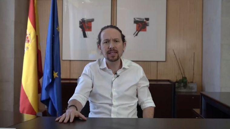 El 4 de mayo vamos a echar a Ayuso, ha dicho el candidato Iglesias a la Comunidad de Madrid