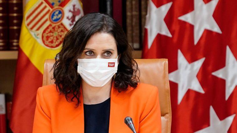 El ascenso de Ayuso al poder en solitario continúa: Sin clase el 4 de mayo por elecciones autonómicas en Madrid