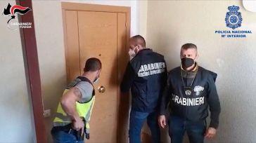 Desarticulada en Italia la organización de origen mafioso denominada 'la Batería Moretti'