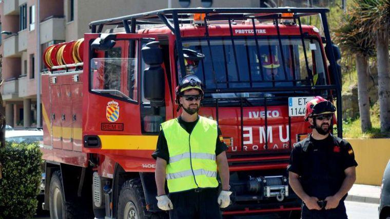El Gobierno descarta la propuesta de VOX de montar un destacamento de la UME en Ceuta y Melilla
