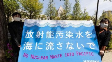 Esta es la decisión del Gobierno nipón que ignora los derechos humanos y el derecho marítimo internacional