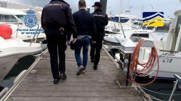 20 detenidos por tráfico ilegal de migrantes por mar entre el norte de África y España