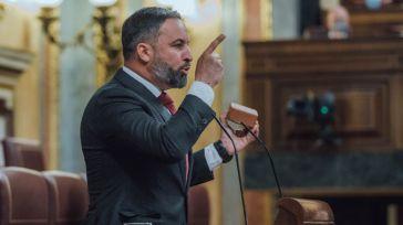 Abascal a Sánchez: 'Están ustedes en el consenso liberticida'