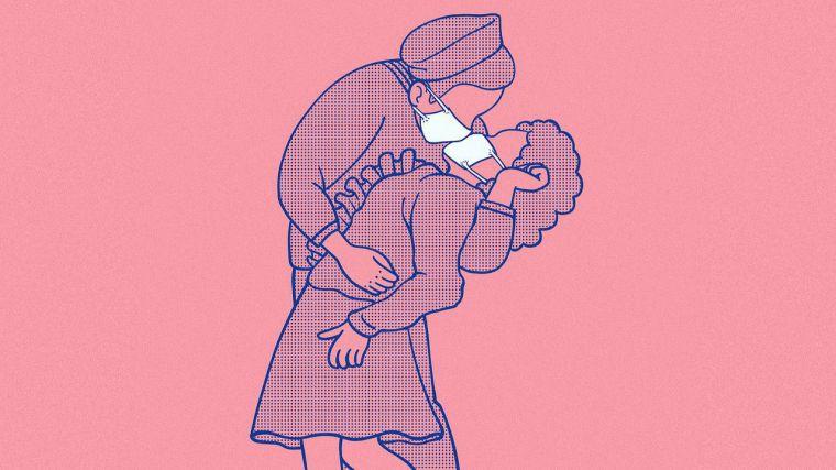 Día del beso, que se perdió con el sentido común