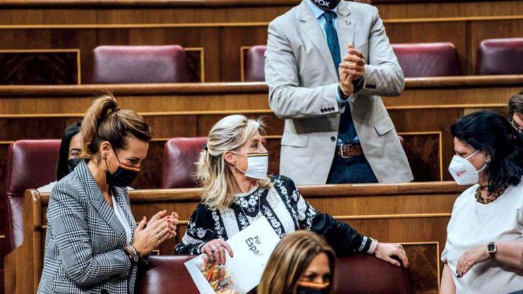 Vox: 'Dejen de intentar mecer las cunas de los hijos que no les pertenecen'