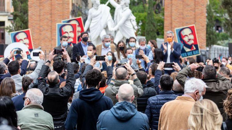 Bal: 'La campaña electoral está adquiriendo un clima absolutamente rechazable e inadmisible'