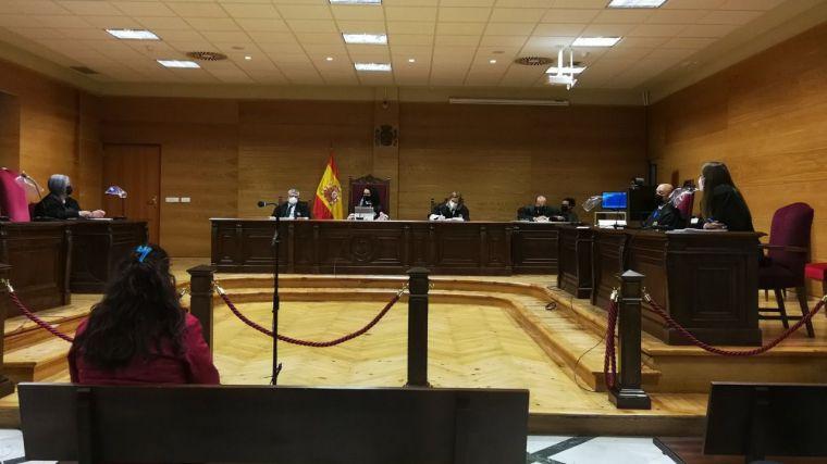 El TSJ de Extremadura confirma la pena de 16 años de prisión a una mujer que asfixió a un hombre