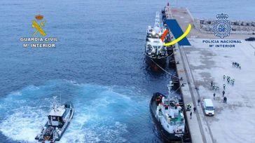 Duro golpe al narcotráfico del Estrecho: siete toneladas de hachís incautadas