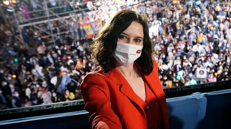 Elecciones en Madrid 2021: La 'libertad' de Ayuso convence y Pablo Iglesias dimite