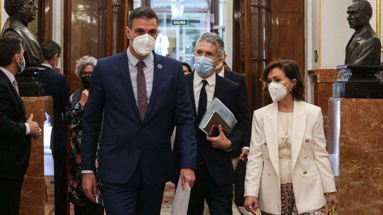 Crisis en Ceuta: Sánchez confirma que ya se han devuelto a Marruecos unas 4.800 personas