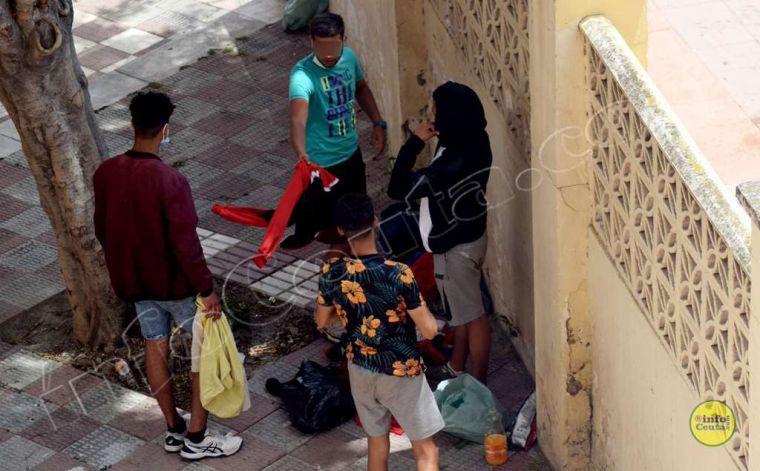 Marruecos está utilizando a su propia población para recordar a Europa y España su papel de gendarme de la frontera africana