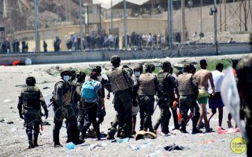Echando balones fuera: ¿Es la avalancha en Ceuta culpa del Ramadán?