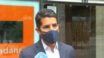 Ciudadanos cree que Sánchez debe ser más 'firme en la defensa de la unidad y la democracia'