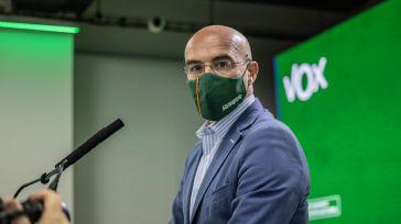 Vox pide al Gobierno que militarice de forma permanente la frontera para defender a los españoles