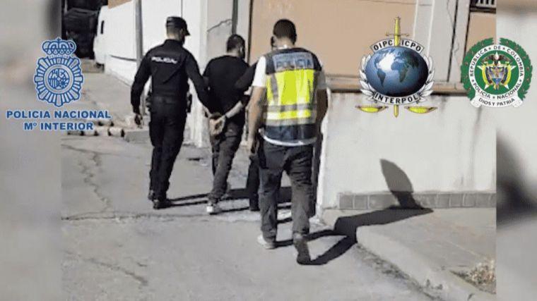 'El Nene' detenido en Madrid, uno de los sicarios más buscados en Colombia
