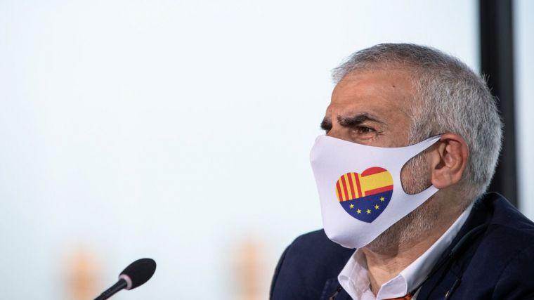 Ciudadanos convoca una concentración el 11 de junio para frenar los indultos