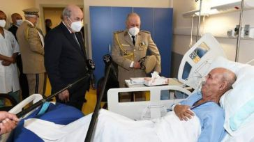 Tras ser interrogado por la Audiencia Nacional, Brahim Ghali abandona España