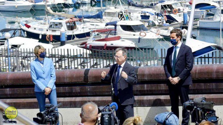Casado se pronuncia sobre los ministros que 'no han remado a favor de una posición de Estado' con respecto a Ceuta
