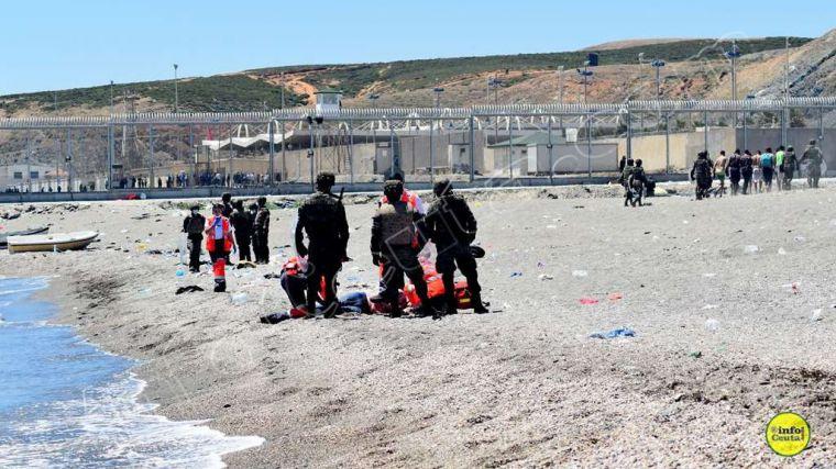 Europa rechaza el uso de menores para presionar a España
