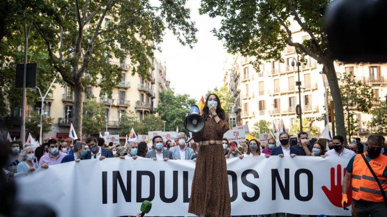Arrimadas lamenta que el Gobierno de España