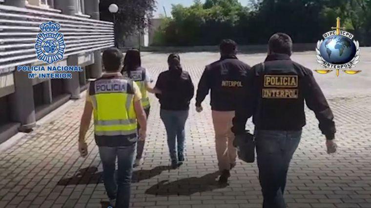 Detenidos 28 fugitivos reclamados por autoridades judiciales de España y Perú