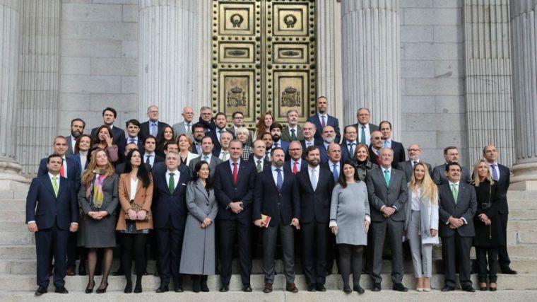 VOX propone reducir el personal eventual de las delegaciones del Gobierno