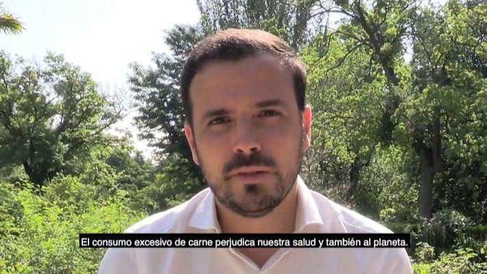 Lo que Alberto Garzón dice