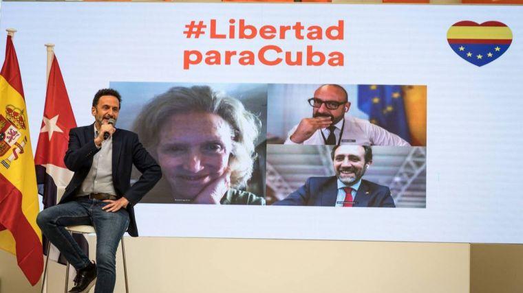 Bal atiza al ministro de Exteriores: 'No se puede defender la libertad con palabras timoratas'