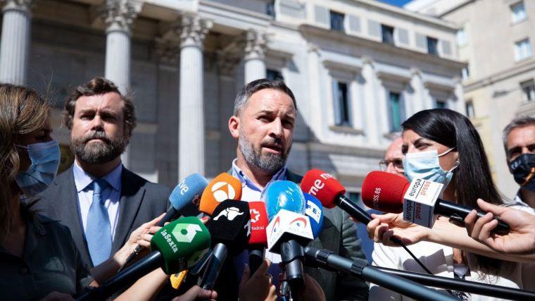 El Tribunal Constitucional da la razón a Vox sobre la inconstitucionalidad del Estado de Alarma