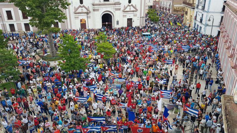 Protestas masivas en Cuba: no se producían desde los años 90