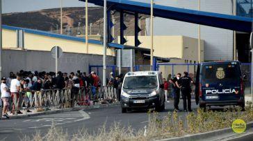 17M: 250 de 322 marroquíes les ha sido admitido el trámite de asilo, ya están en la península