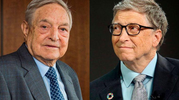 Zizek contra Gates y Soros: el filósofo esloveno acusa a los dos globalistas de luchar contra el capitalismo con remedios poco fiables