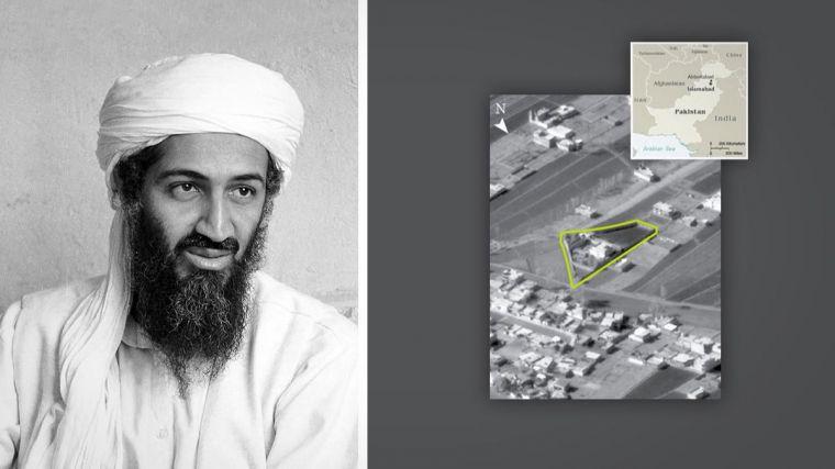 Osama Bin Laden: se revelan nuevas pistas de cómo la CIA encontró al líder de Al Qaeda