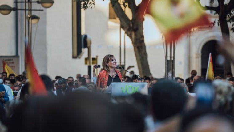 Vox exige a Moreno Bonilla que cumpla y acceda a abrir la oficina antiocupación
