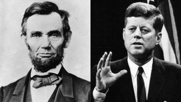 Lincoln, Kennedy y sus escalofriantes coincidencias