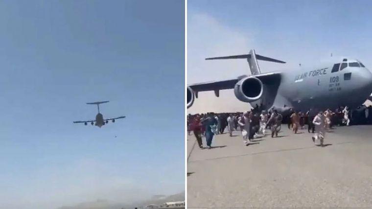 China acusa a EE.UU. de haber provocado la situación en Afganistán
