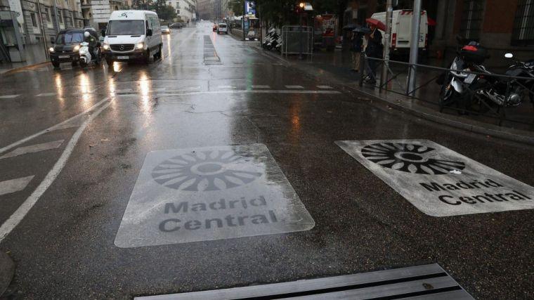 VOX se planta: Exige al PP de Almeida eliminar Madrid Central