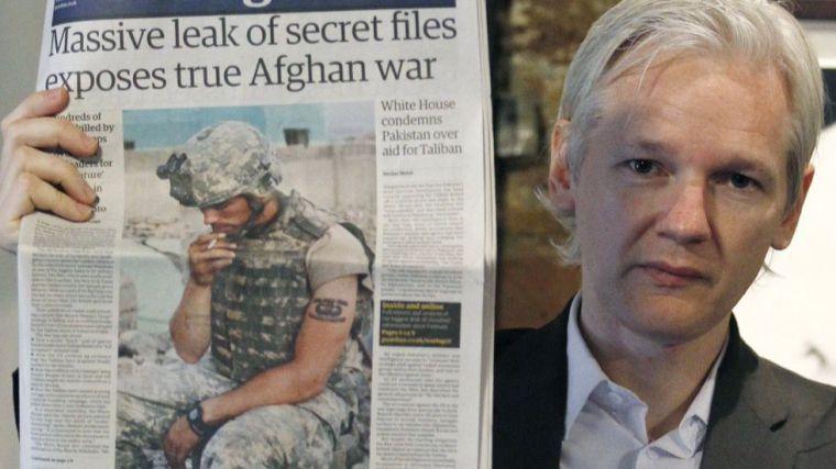 Assange sobre Afganistán: