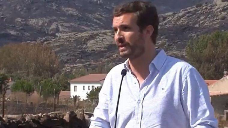 Casado desde Ávila: