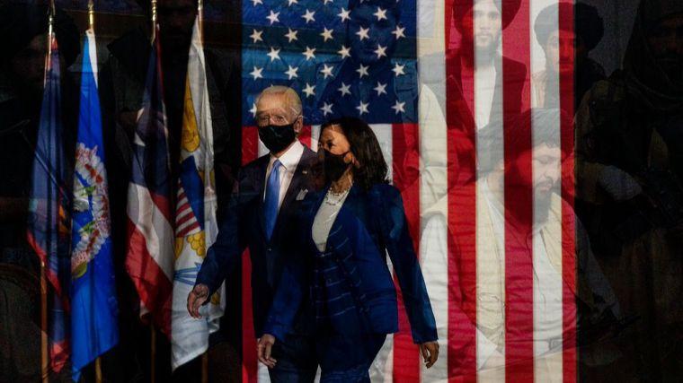 Afganistán: Del tropiezo de Kamala al ocaso de Biden o el encuentro secreto de la CIA y los talibanes