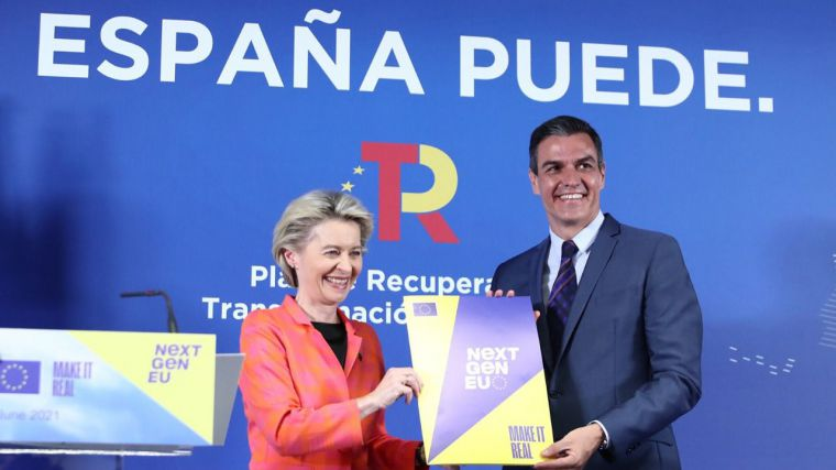 Los fondos europeos del engaño: Ocultan la enorme deuda pública que acumula el Estado español