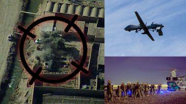 Drones de EE.UU. acabaron con la vida de civiles afganos