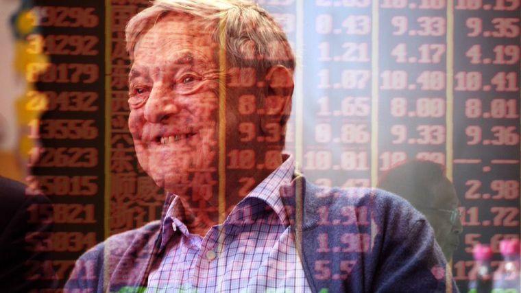 NOM: Soros se desliga de empresas chinas multimillonarias y otros le secundan