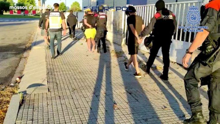 Macrooperación: Cae en España una organización criminal de origen albanés