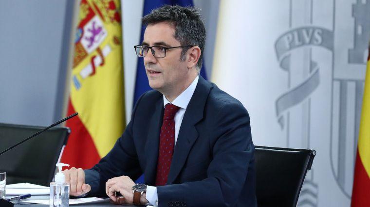 Por la reprobación y destitución de Bolaños por sus declaraciones contra la independencia judicial