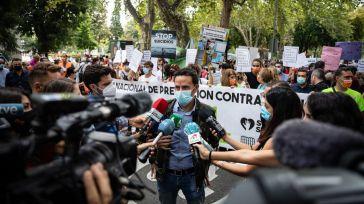 Bal: 'Sánchez estará presente en la mesa de la vergüenza y el chantaje representando una pantomima'